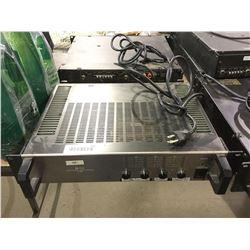 Toa Multichannel Power Amplifier - Model: P-60F