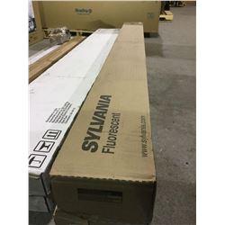 """Case of 15 Sylvania 96"""" 6500k Daylight Rapid Start Cold Temp Bulbs"""
