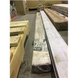 """Kraft Tool Co Magnesium Screed (8' 1/2"""" x 31/2"""")"""
