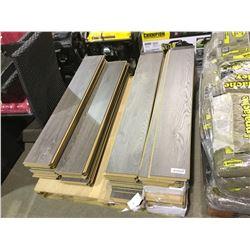 Pallet of Laminate Flooring (12mm x 189mm x 1195mm)
