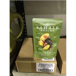 Case of Sahale Snacks Pomegranate Glazed Mix Pistachios (6 x 113g)