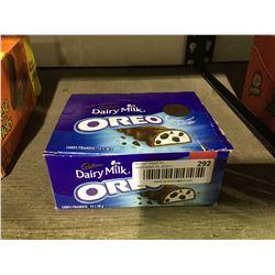 Dairy Milk Oreo Bars (10 x 38g)