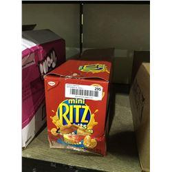 Mini Ritz Bits (11 x 70g)