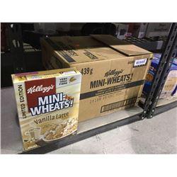 Case of Vanilla Mini Wheats (12 x 439g)