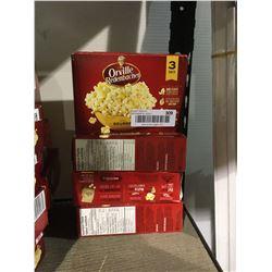 Orville Redenbacher Popcorn (246g) Lot of 4