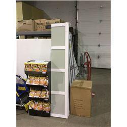 """Bifold Door(14.5"""" W x 78"""" H)Lot of 2"""