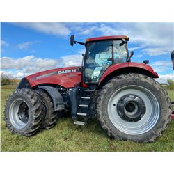 CASE MAGNUM 340 TRACTOR, 4 WD, 340 HP, 1208 HRS.