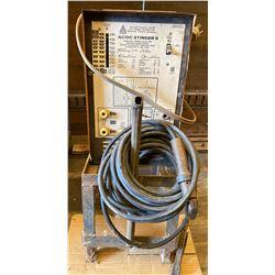 AC / DC STINGER II ARC WELDER W/ NEW CABLES