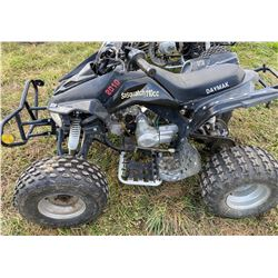 2010 DAYMAK SASQUATCH 110 CC ATV