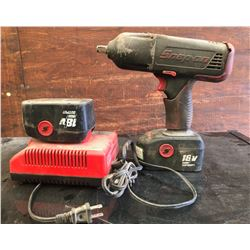 """SNAP-ON 1/2"""" BATTERY IMPACT DRIVER"""