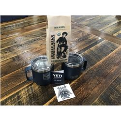YETI MUGS & COFFEE COMBO