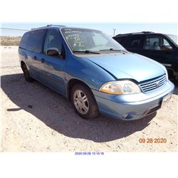 2002 - FORD WINDSTAR
