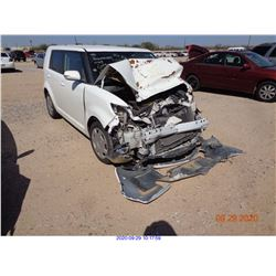 2012 - SCION XB