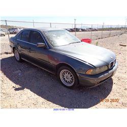 2001 - BMW 5-SERIES 525I