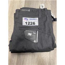3 NEW VOLCOM SIZE 31 CHINO PANTS