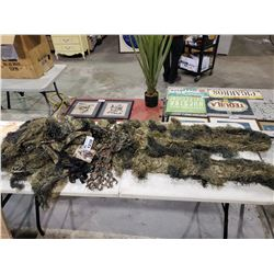 ASSORTED RED ROCK OUTDOOR GEAR CAMOUFLAGE ATTIRE