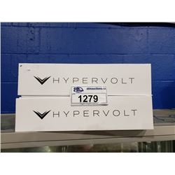 2 HYPERICE HYPERVOLT MUSCLE MASSAGERS IN NEED OF REPAIR