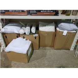 ASSORTED BEDDING RELATED PRODUCTS
