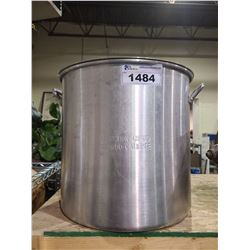 LARGE KING KOOKER POT WITH STRAINER