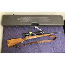 WINCHESTER MODEL 70, 300 WIN MAGNUM, BOLT ACTION, SERIAL #798894, BUSHNELL BANNER SCOPE, COMES WITH