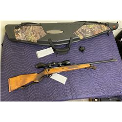 SAKO L 579 FORESTER, .308 CAL, BOLT ACTION, SERIAL #31951, WITH BUSHNELL BANNER SCOPE, COMES WITH