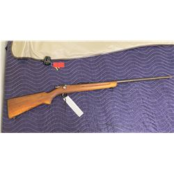 WINCHESTER 67, .22S - L - LR, SINGLE SHOT BOLT ACTION, SERIAL #UNKNOWN, COMES WITH SOFT CASE AND