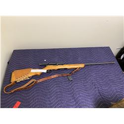 SPRINGFIELD MODEL 850, .22LR, SEMI AUTOMATIC *JAMMED NEEDS GUNSMITH*, COMES WITH SOFT CASE AND