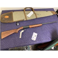 "WINCHESTER COOEY 840, 20 GAUGE 2 3/4"" & 3"", BREAK ACTION SHOTGUN, SERIAL #897610, COMES WITH SOFT"