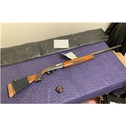 SMITH & WESSON MODEL 1000, 12 GAUGE 2 3/4  SEMI AUTOMATIC SHOTGUN, SERIAL #FB26940, COMES WITH SOFT