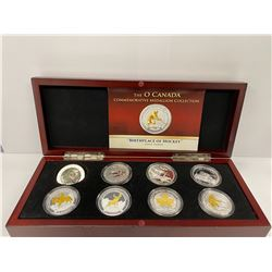 BRADFORD EXCHANGE BOX COIN COLLECTION NOT LABELED
