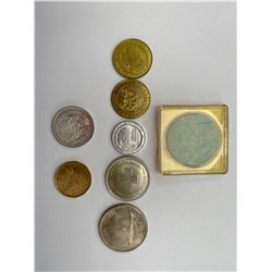 COLLECTION OF CANADIAN AND COMMEMORATIVE COINS