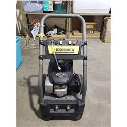KARCHER PRESSURE WASHER UNTESTED AND/OR MISSING PIECES