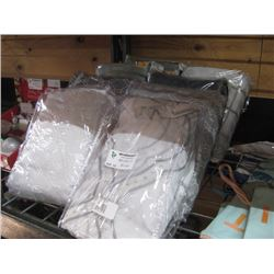 8 PACKAGES PANEL CURTAINS