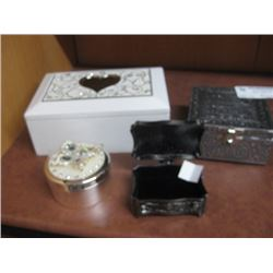 4PC DISPLAY TRICKET BOXES