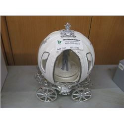 DISPLAY WEDDING MUSCIAL CARRIAGE