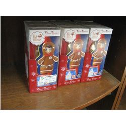 18PC ELF ON THE SHELF GINGERBREAD OUTFITS