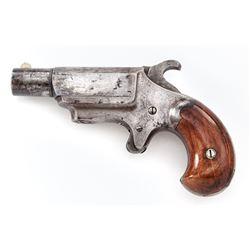 Antique E. Allen  Co. Single-Shot Derringer