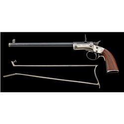 Stevens New Model No. 40 Single-Shot Pocket Rifle