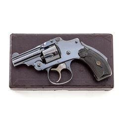 SW .32 Safety Hammerless Revolver