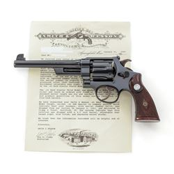SW 3rd Model Hand Ejector Revolver