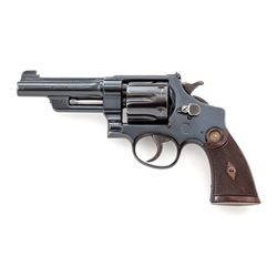 SW Pre-War Registered Magnum Revolver
