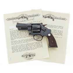 SW Registered Magnum Double Action Revolver