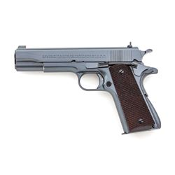 Colt Super Match 38 Semi-Automatic Pistol