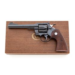 Post-War Colt Officer's Model Match Revolver