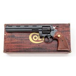 Colt Python Target Double Action Revolver