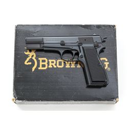 Scarce Browning Hi-Power Semi-Automatic Pistol