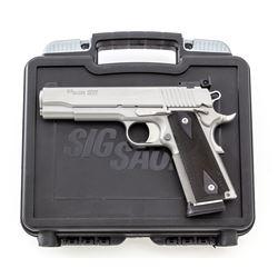 Sig Sauer Model 1911 Target Semi-Auto Pistol