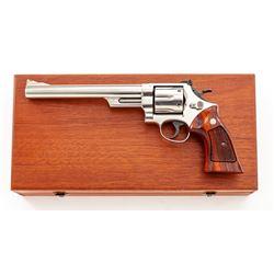 SW Model 57 Double Action Revolver
