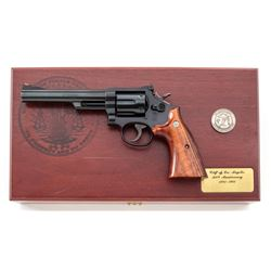 LAPD Commem. SW Model 19-3 Double Action Revolver