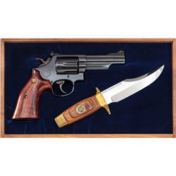 Texas Ranger Commemorative SW Model 19-3 Revolver